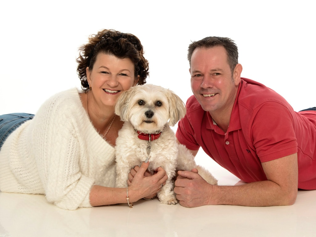 Leicester Owner & Dog Photography